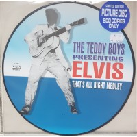 TEDDY BOYS, THE - Presenting Elvis - That's All Right Medley