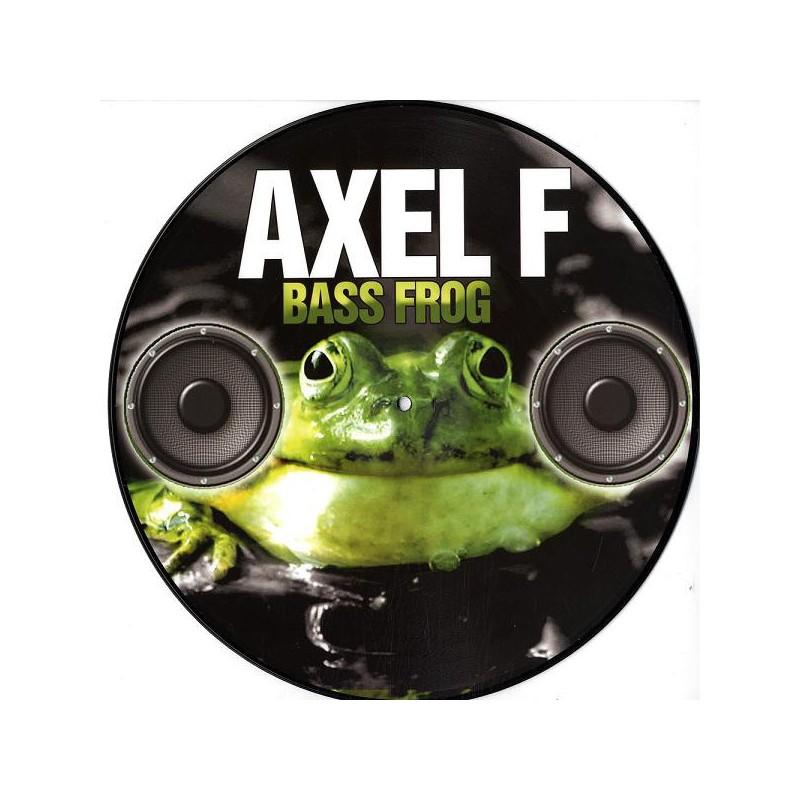 BASS FROG - Axel F