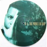 B.G THE PRINCE OF RAP - Stomp