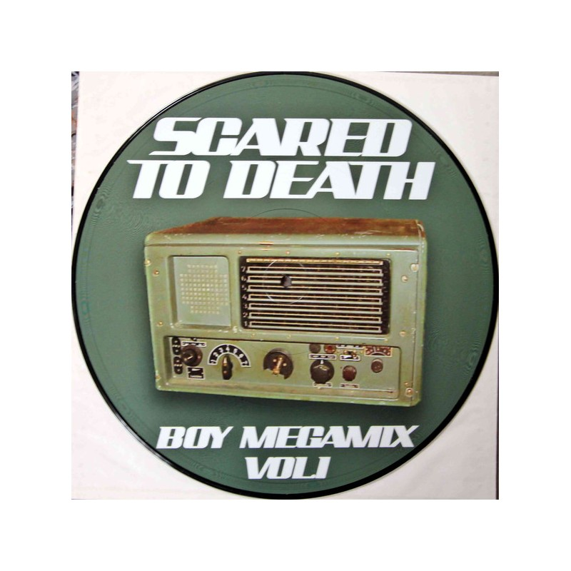 SCARED TO DEATH - Boy Megamix Vol.1