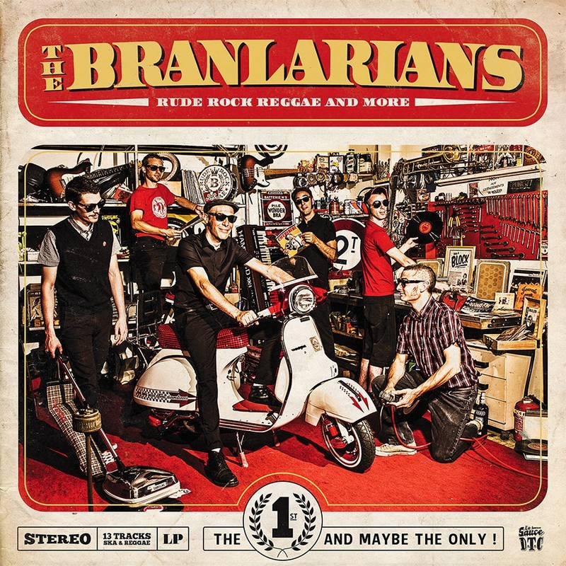 THE BRANLARIANS - The 1rst And Maybe The Only
