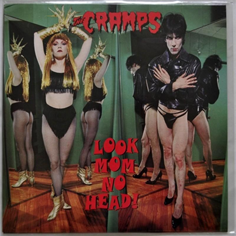 THE CRAMPS - Look Mom No Head !