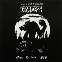 THE CRAMPS - Ohio Demo's 1979