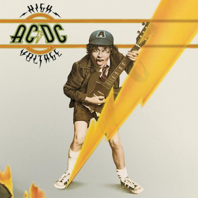 AC/DC - High Voltage