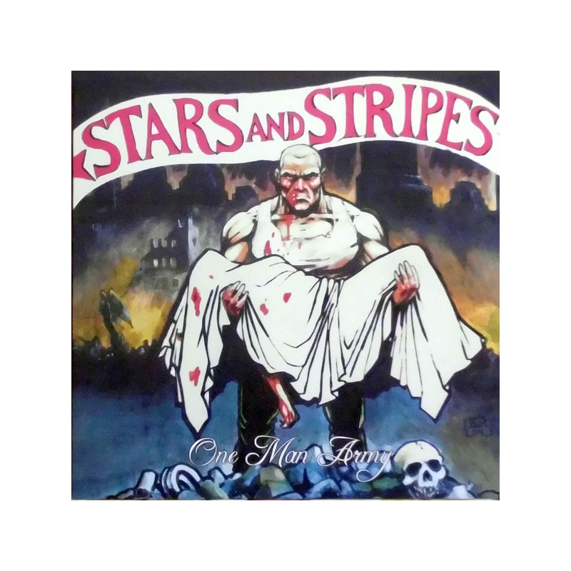 STARS AND STRIPES - One Man Army