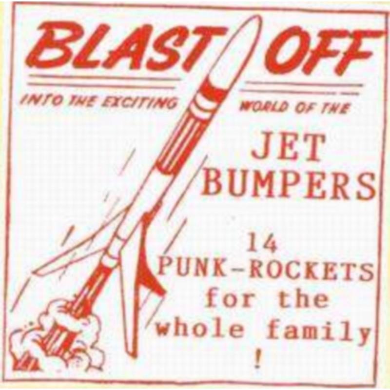 Jet Bumpers - Blast Off