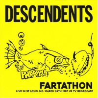 DESCENDENTS - Fartathon, Live St Louis 1987