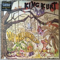 KING KURT - Ooh Wallah Wallah 35th Anniversery Yellow Vinyl Limited Edition