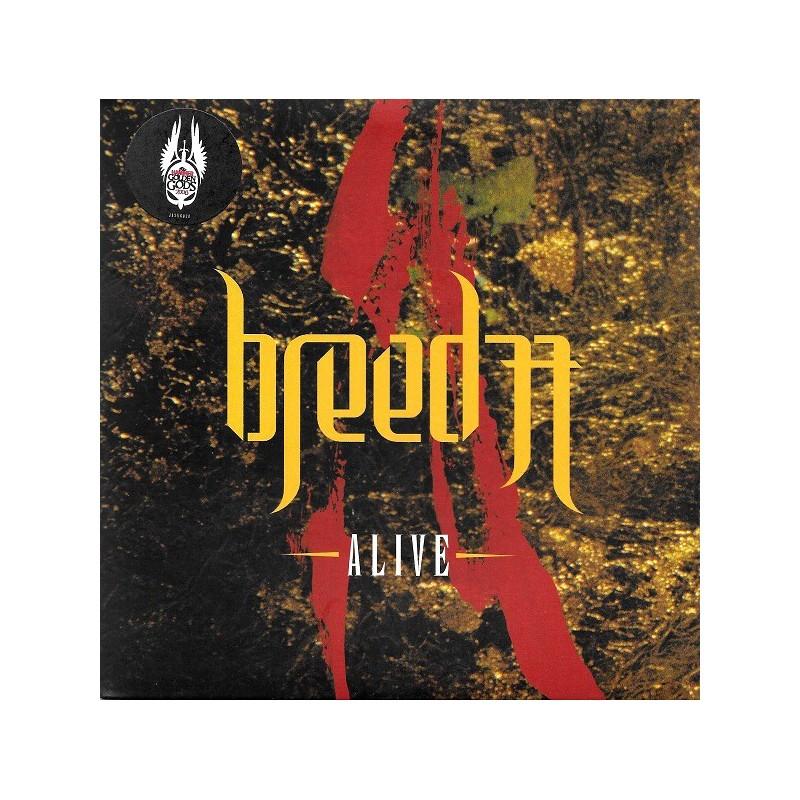 BREED 77 - Alive (Yellow Vinyl)