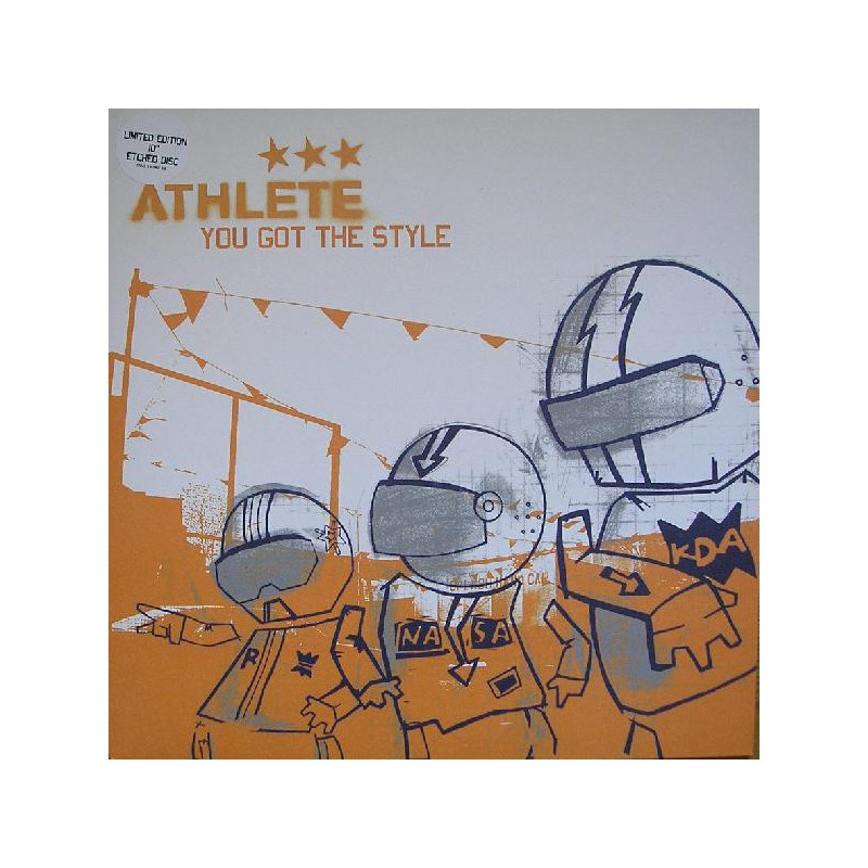 ATHLETE - You Got The Style