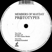 MEMBERS OF MAYDAY - Prototypes