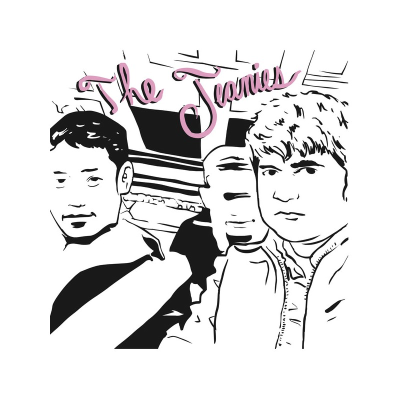 THE JEANIES - S/t