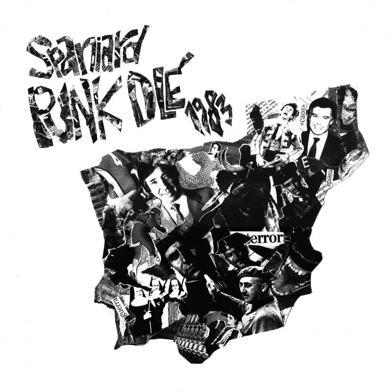 Various Spaniard Punk Ole 1983
