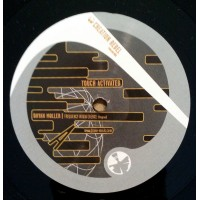 DHYAN MOLLER - Frequency Interference - Touch Activated - Original & Remix By DJ Slip