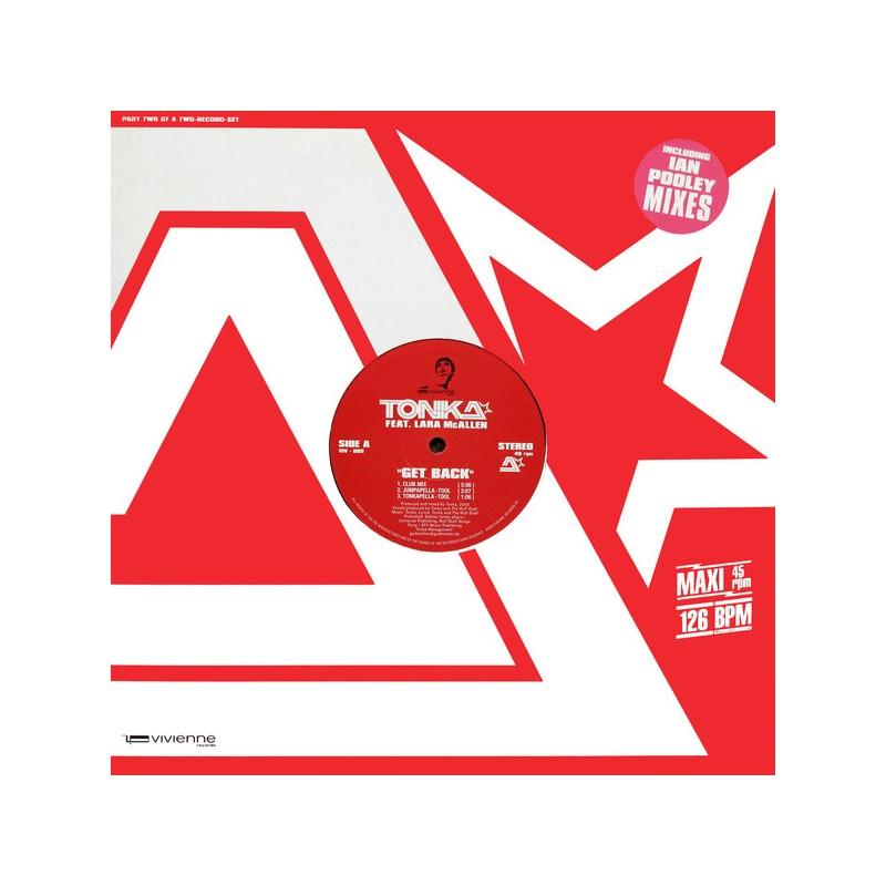 DJ TONKA - Get Back