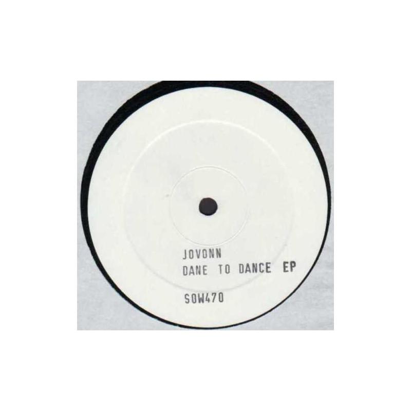 JOVONN - Dane To Dance E.P.