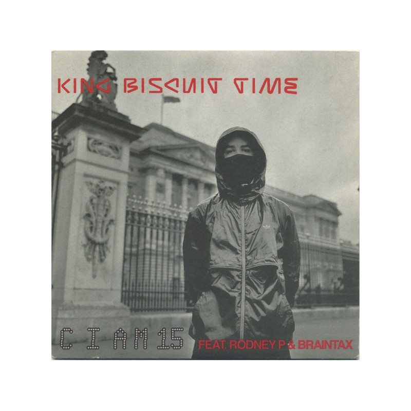 KING BISCUIT TIME - C I Am 15