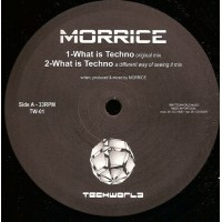 MORRICE - What Is Techno