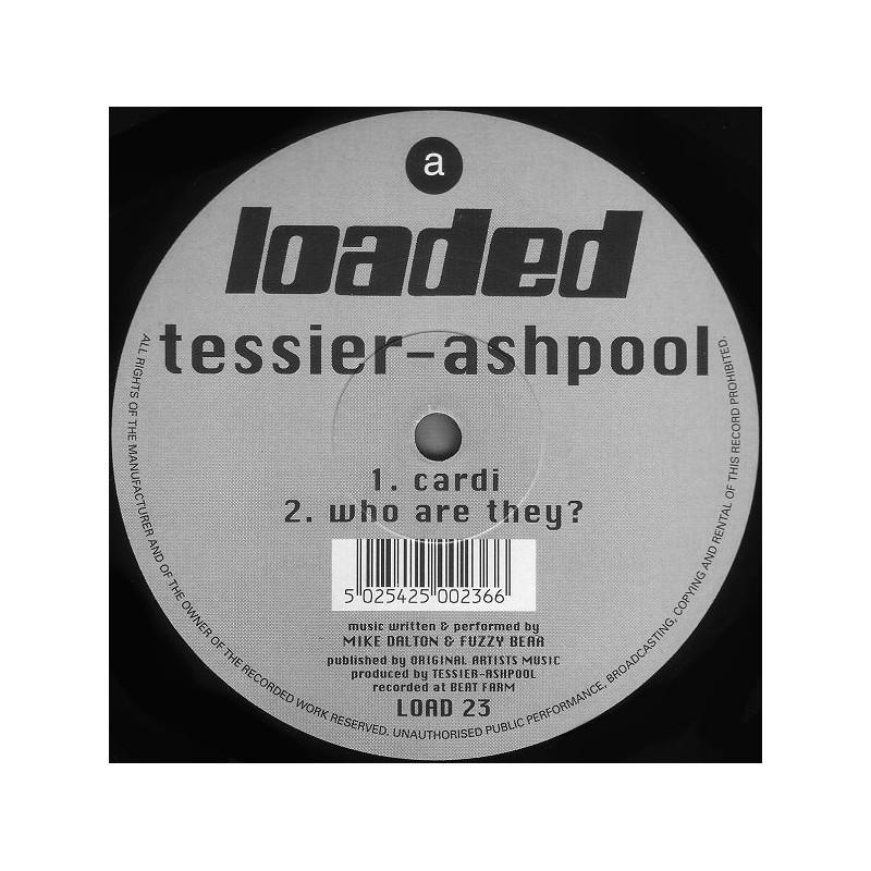 TESSIER - ASHPOOL - Cardi