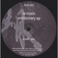 W-MOON - Envisionary Ep