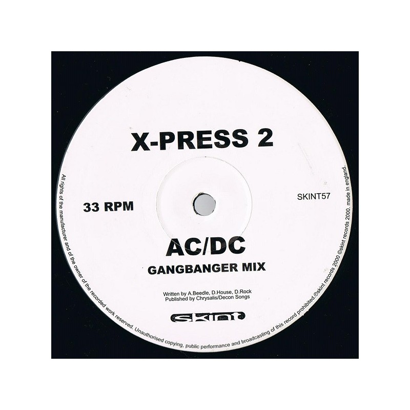 X-PRESS 2 - AC / DC