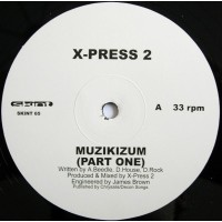 X-PRESS 2 - Muzikizum Part One & Two