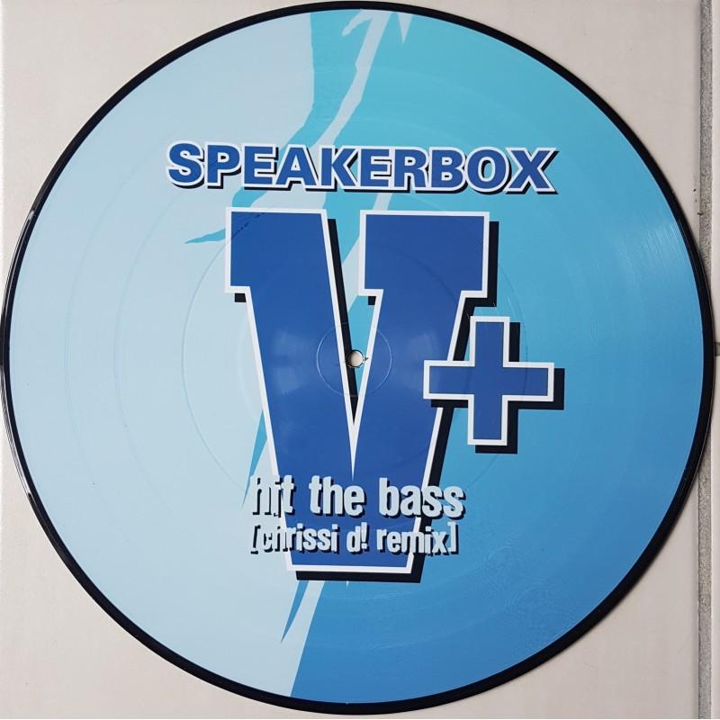 SPEAKERBOX - Hit The Bass