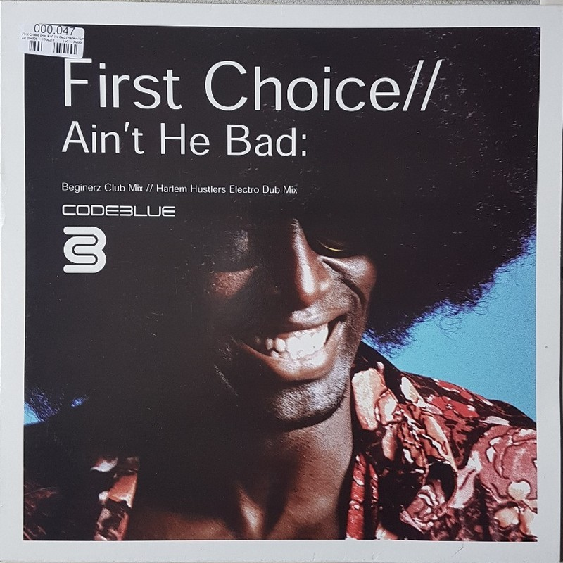 FIRST CHOICE - Ain't He Bad ( Harlem Hustlers Electro Club Mix)