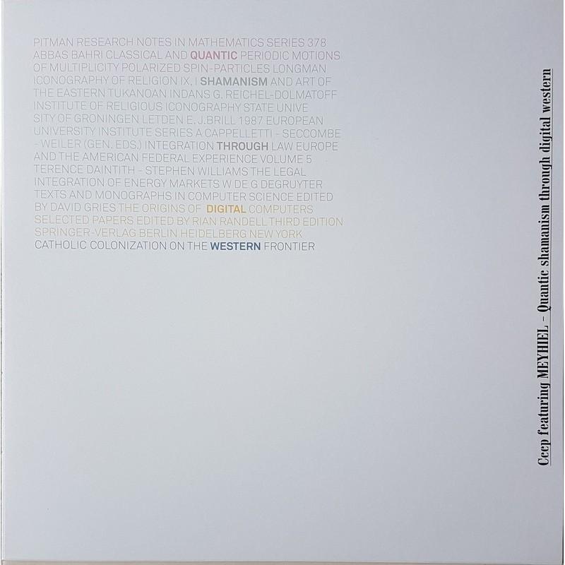 C.C.C.P. (CCCP) feat. MEYHIEL - Quantic Shamanism Through Digital Western