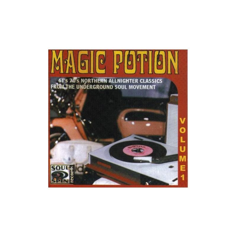 Various Magic Potion Vol.1 60s + 70s northern soul