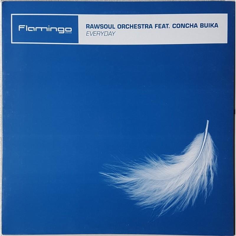 RAWSOUL ORCHESTRA - Everyday Feat. Concha Buika