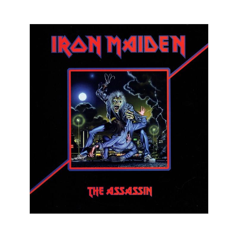 IRON MAIDEN - The Assassin