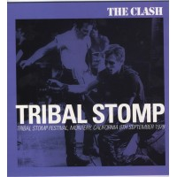 THE CLASH - Tribal Stomp