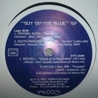 Various Out Of The Blue E.P -