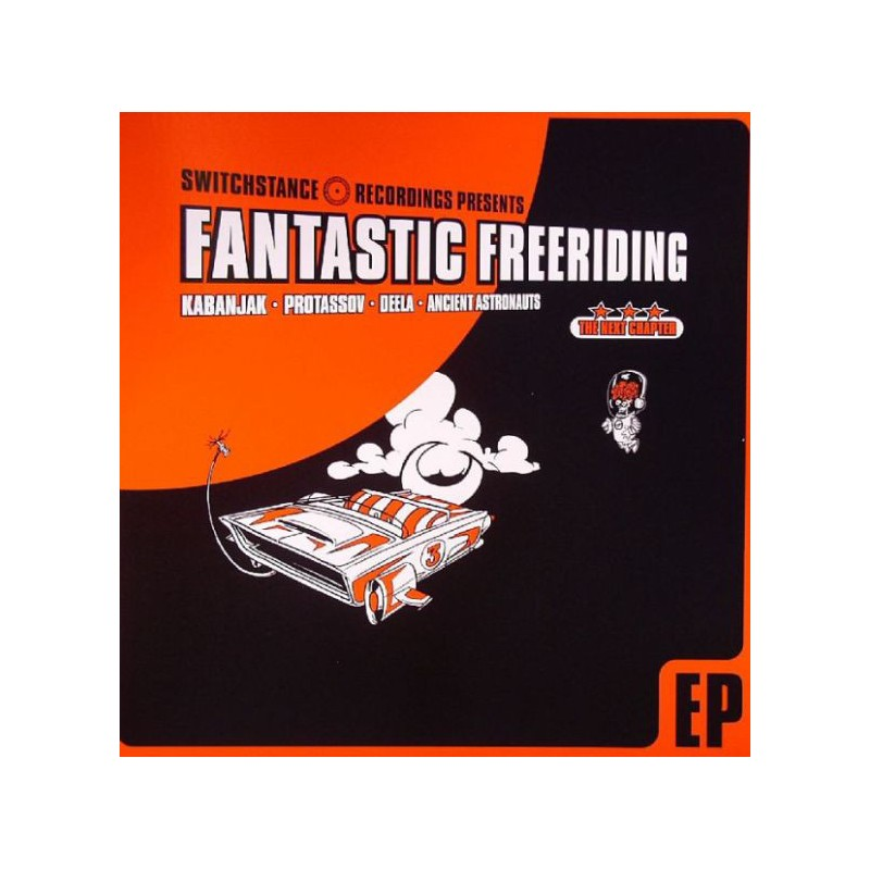 Various Fantastic Freeriding - The Next Chapter (Switchstance Recordings Compilation) Ep -