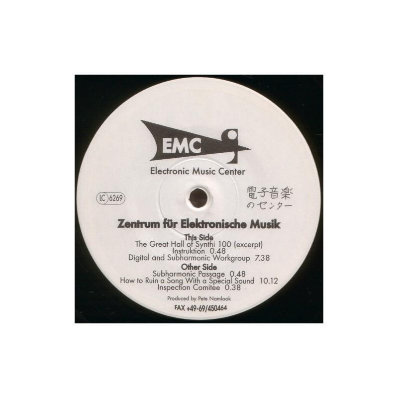 EMC / ELECTRONIC MUSIC CENTER - Zentrum Für Elektronische Musik