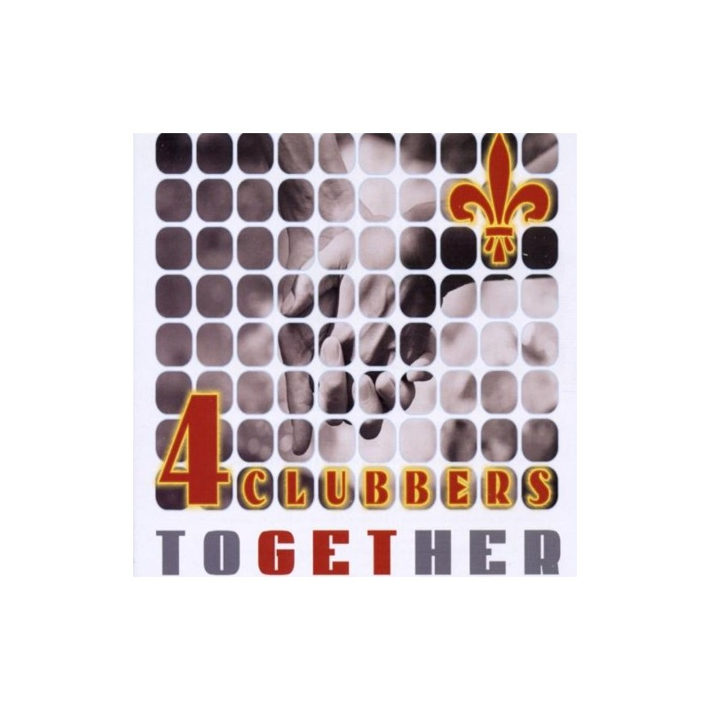 4 CLUBBERS - Together