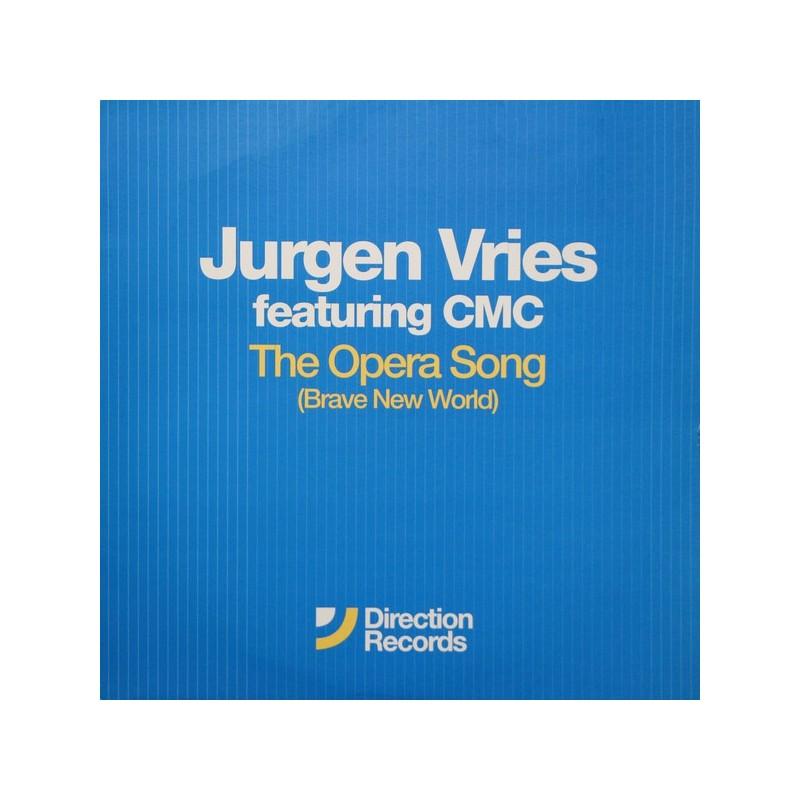 JURGEN VRIES - The Opera Song (Brave New World)