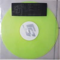 SHRUTI - Stuckin Beatz EP (Yellow Vinyl)