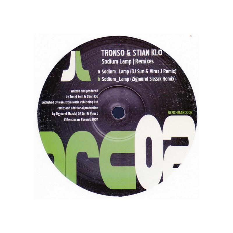 TRONSO & STIAN KLO - Sodium Lamp - Remixes