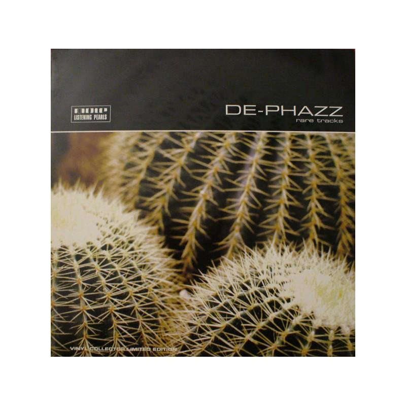 DE-PHAZZ - Rare Tracks