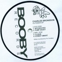 CHARLES BRONSSON - Outsider EP