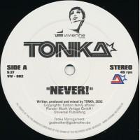 DJ TONKA - Never