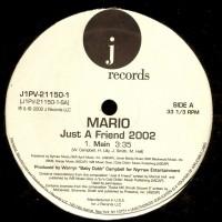 MARIO - Just A Friend 2002