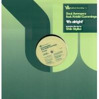 SOUL AVENGERZ Feat. KRISTIN CUMMINGS - It's Alright