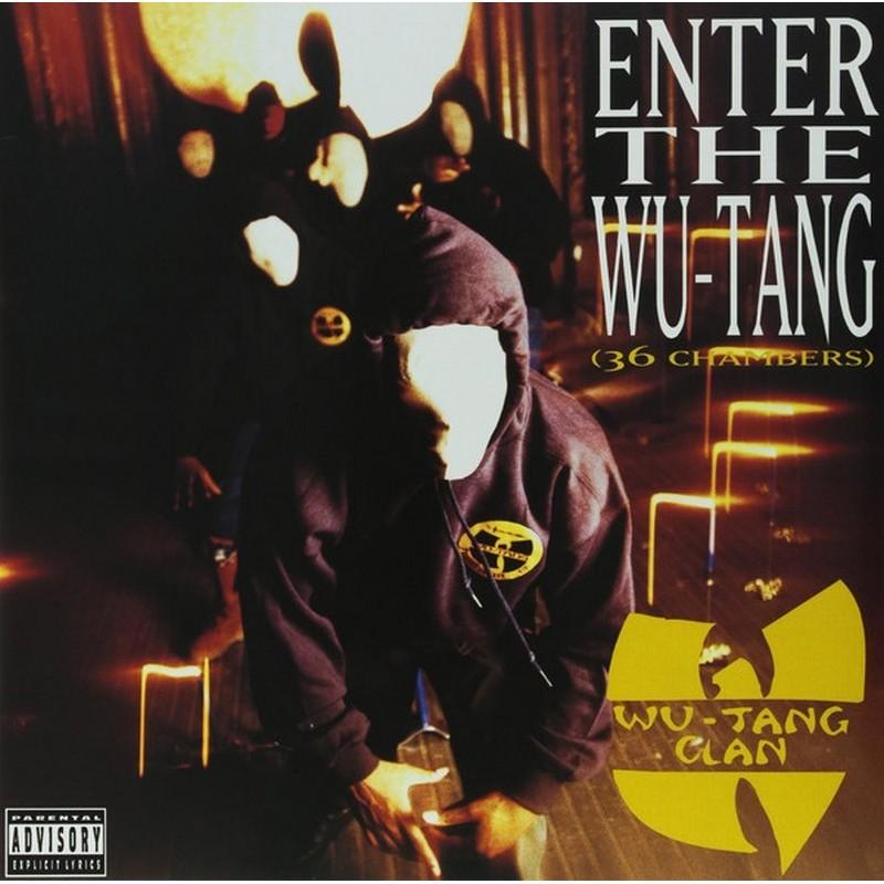 Wu-Tang Clan - Enter The Wu-Tang Clan (36 Chambers)