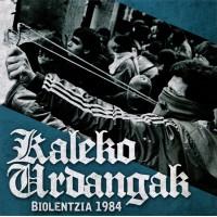 KALEKO URDANGAK - Biolentzia 1984