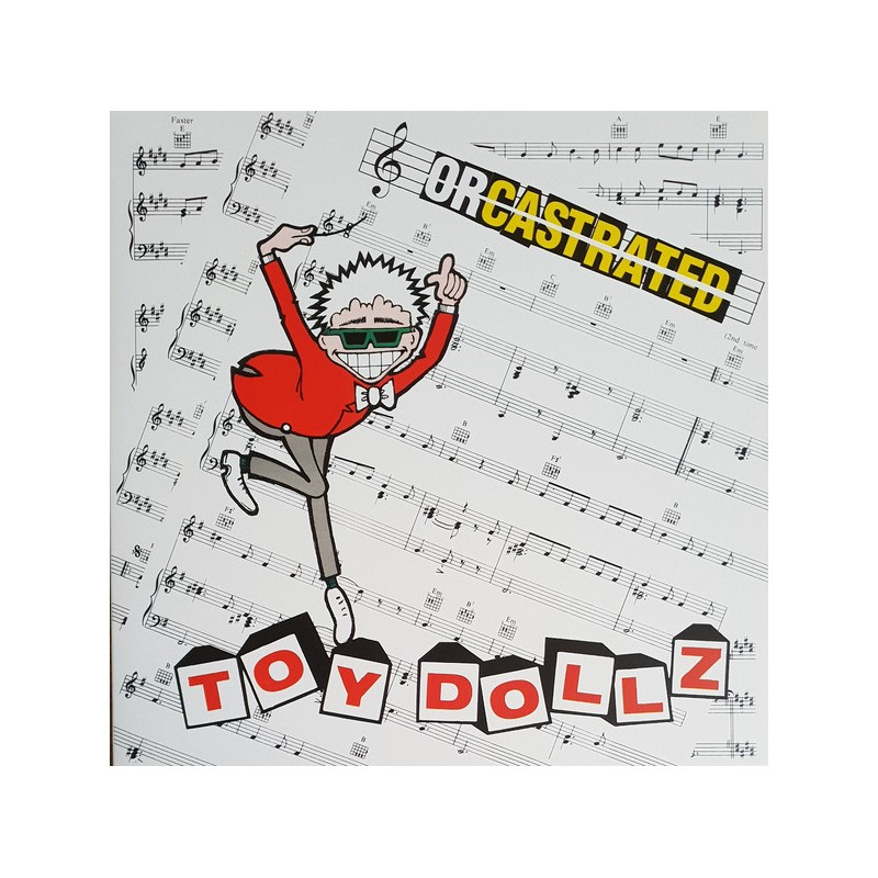 THE TOY DOLLS - Orcastrated
