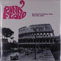 PINK FLOYD - Broadcast In Rome, 1968