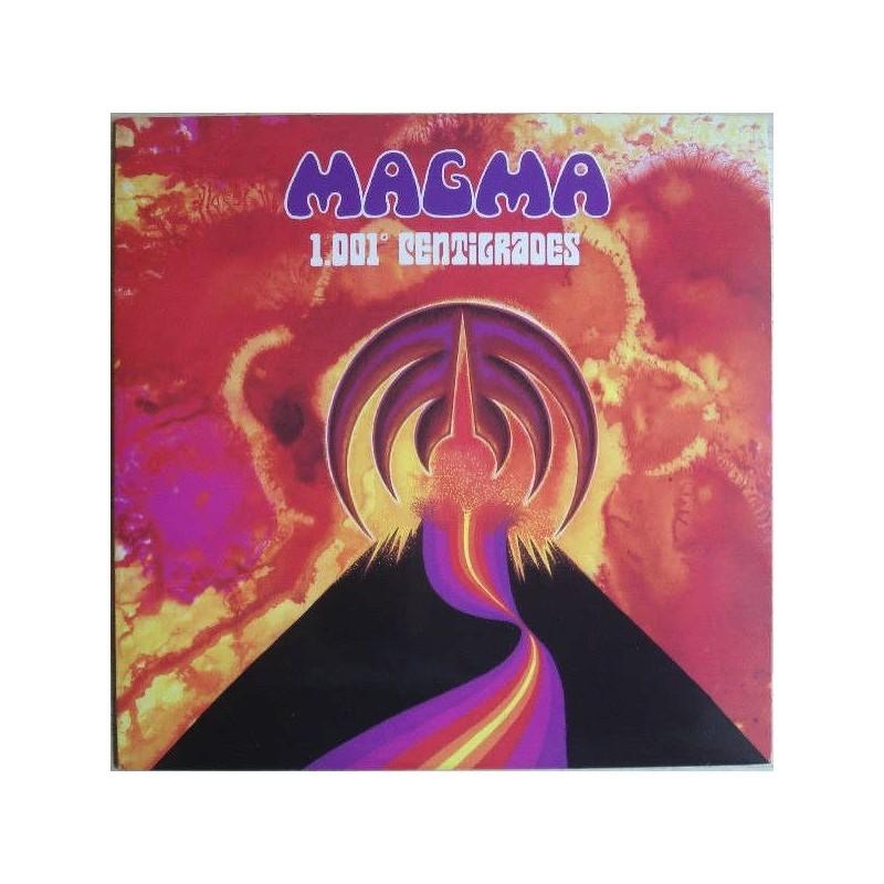 MAGMA - 1001° Centigrades